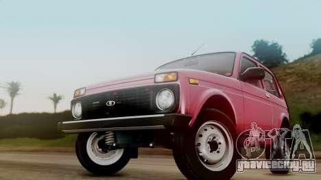 ВАЗ 2121 Нива Сток для GTA San Andreas