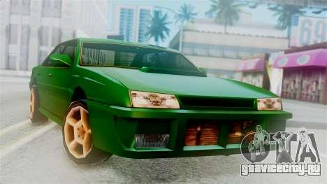 Sultan New Edition для GTA San Andreas