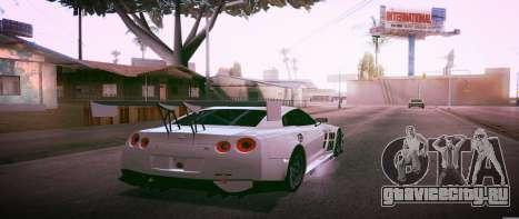 Brandals ENB v2 для GTA San Andreas