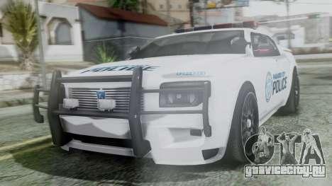 Hunter Citizen v3 IVF для GTA San Andreas