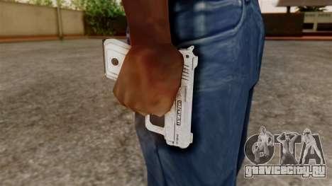 GTA 5 SNS Pistol для GTA San Andreas третий скриншот