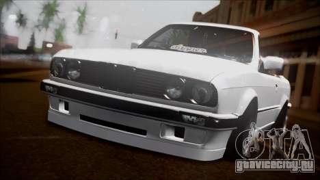 BMW E30 Cabrio B.O. Yapım для GTA San Andreas