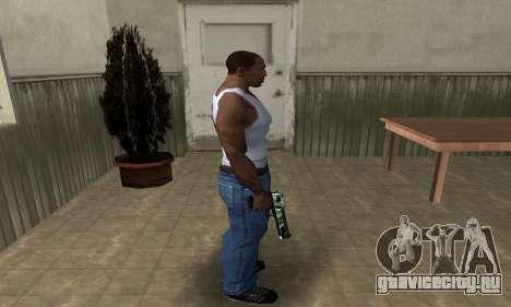 Ben Ten Deagle для GTA San Andreas третий скриншот