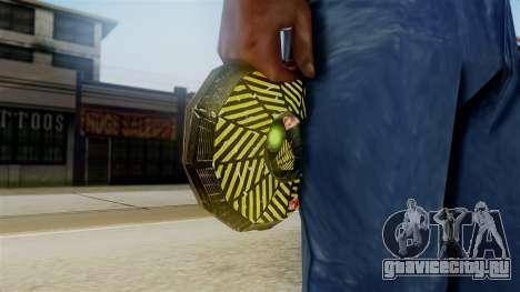 Ghostbuster SMTH для GTA San Andreas второй скриншот