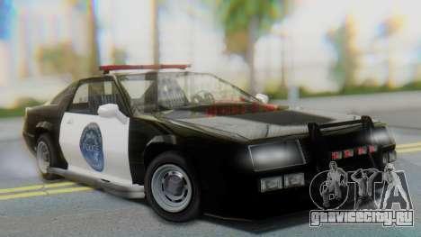 Buffalo Sheriff для GTA San Andreas
