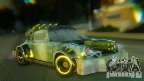 Porsche 911 Death Race для GTA San Andreas