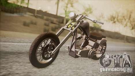 LCC Hexer GTA 5 IVF для GTA San Andreas