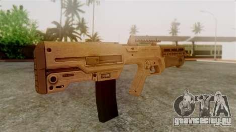GTA 5 Advanced Rifle для GTA San Andreas второй скриншот
