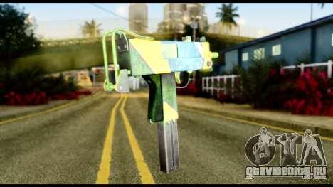 Brasileiro Micro Uzi для GTA San Andreas второй скриншот