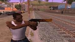 Deagle Flame для GTA San Andreas