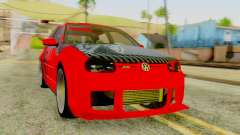 Volkswagen Golf R32 Edition Tribal для GTA San Andreas