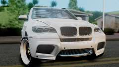 BMW X5M 2014 E-Tuning