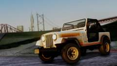 Jeep CJ-7 Renegade 1982
