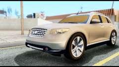 Infiniti FX45 для GTA San Andreas