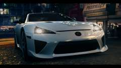 Lexus LF-A 2010 EPM