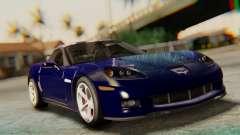 Chevrolet Corvette Sport для GTA San Andreas