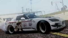 Honda S2000 Tuned Mugi Itasha для GTA San Andreas