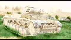 Panzerkampwagen II Desert