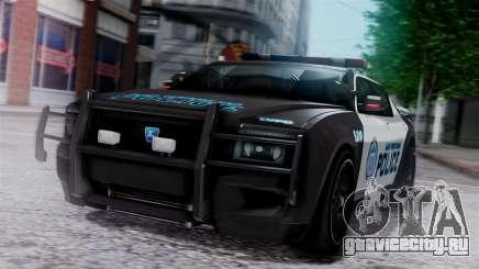 Hunter Citizen Police LV IVF для GTA San Andreas