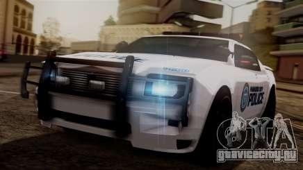 Hunter Citizen from Burnout Paradise v3 для GTA San Andreas