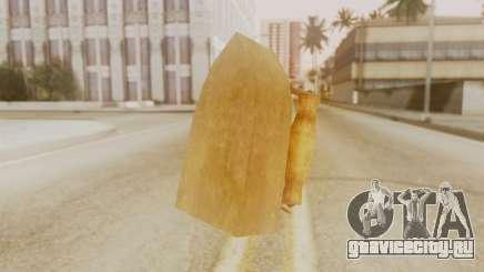 Red Dead Redemption Brassknuvle для GTA San Andreas