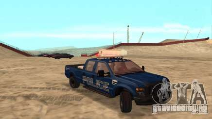 Ford F-250 Incident Response для GTA San Andreas
