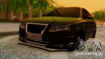 Ikco Samand Sooren Tuned для GTA San Andreas