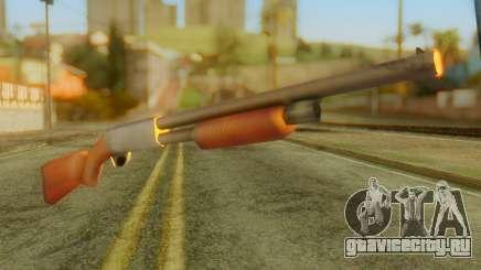 Ithaca 37 для GTA San Andreas