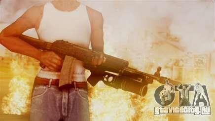 АН-94 Абакан для GTA San Andreas
