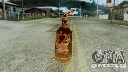 Red Dead Redemption Molotov для GTA San Andreas