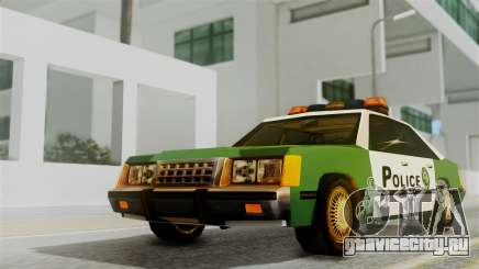 SAPD Cruiser для GTA San Andreas