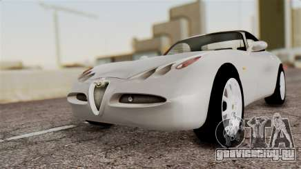 Alfa Romeo Nuvola для GTA San Andreas