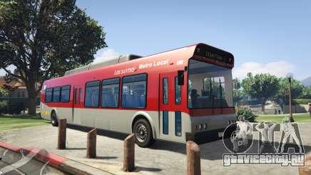 New Bus Textures v2 для GTA 5