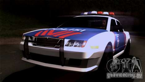 Indonesian Police Type 2 для GTA San Andreas