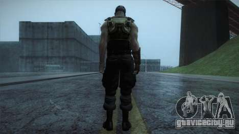 Bane from Bartman Movie для GTA San Andreas третий скриншот