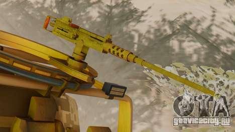 SOC-T from CoD Black Ops 2 для GTA San Andreas вид справа