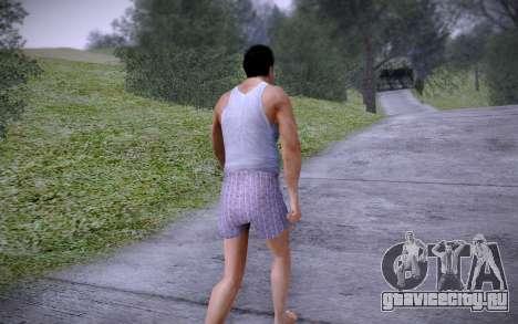 Joe Home для GTA San Andreas четвёртый скриншот