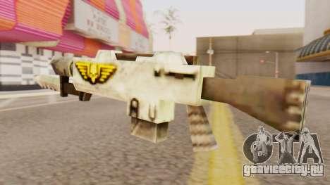 Warhammer M4 для GTA San Andreas второй скриншот