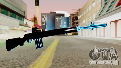Fulmicotone Rifle для GTA San Andreas