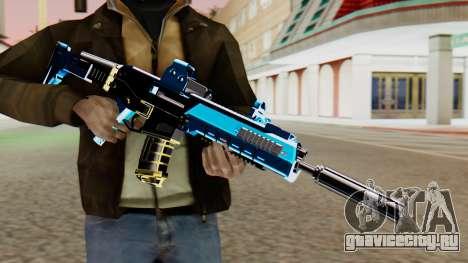 Fulmicotone M4 для GTA San Andreas третий скриншот