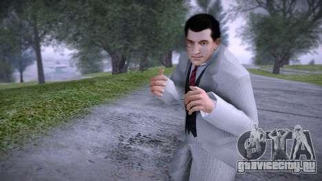 Joe Last Skin для GTA San Andreas второй скриншот