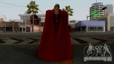 Thor from The Avengers 2 для GTA San Andreas третий скриншот