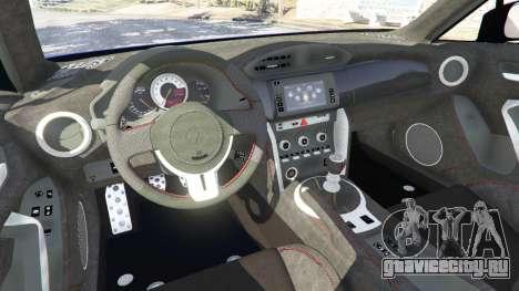 Toyota GT-86 [Beta] для GTA 5