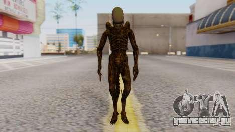 Чужой для GTA San Andreas второй скриншот