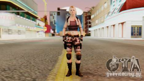 Wild Child from Resident Evil Racoon City для GTA San Andreas второй скриншот