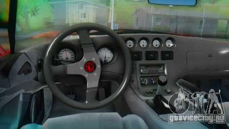Dodge Viper RT-10 1992 для GTA San Andreas вид справа