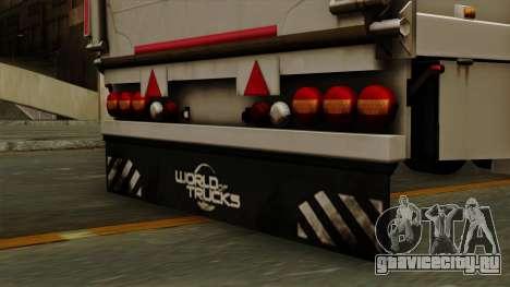 Trailer Aria для GTA San Andreas вид справа
