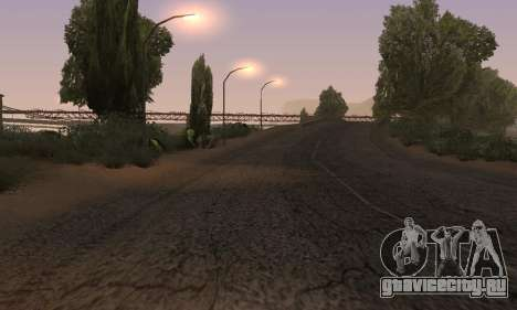 Фонари из San Fierro в Las Venturas для GTA San Andreas восьмой скриншот