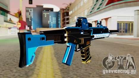 Fulmicotone M4 для GTA San Andreas второй скриншот