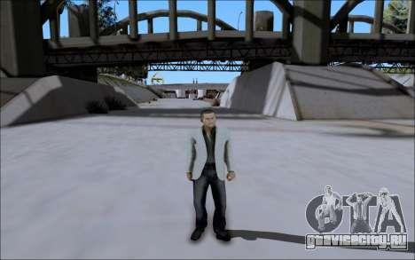 La Cosa Nostra Skin Pack для GTA San Andreas пятый скриншот